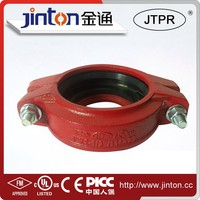 UL/FM Approved cheap reducer coupling hose coupling