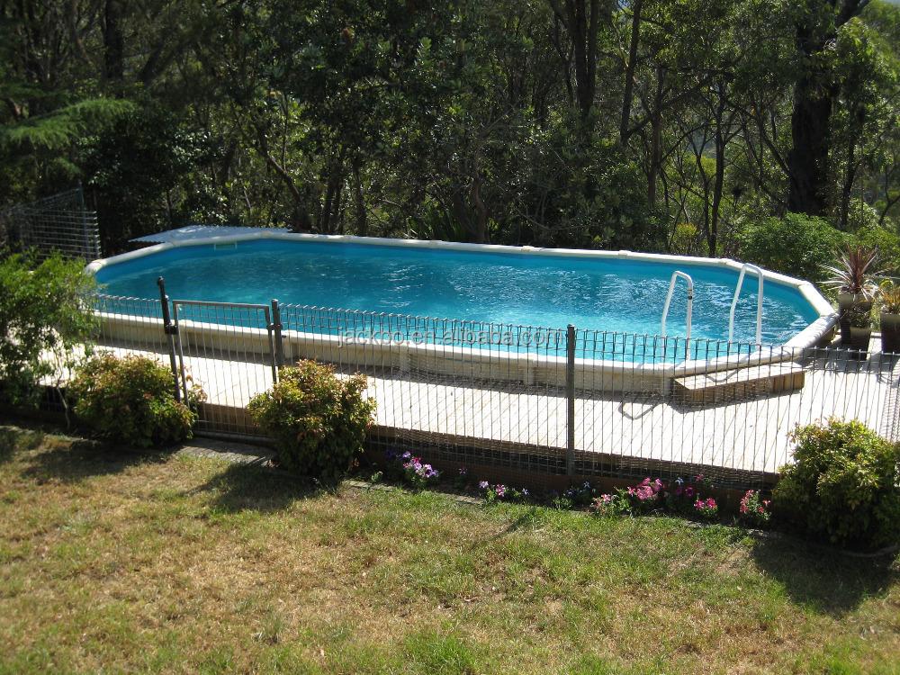Hei er verkauf pvc oberirdische schwimmbecken pool und for Pool verkauf