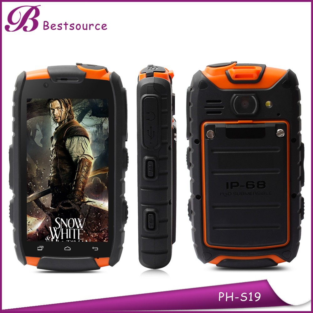 MTK6589 Quad Core cheap phone, outdoor cell phones, rough and tough android phones
