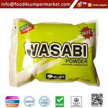 100% pure wasabi for sushi products