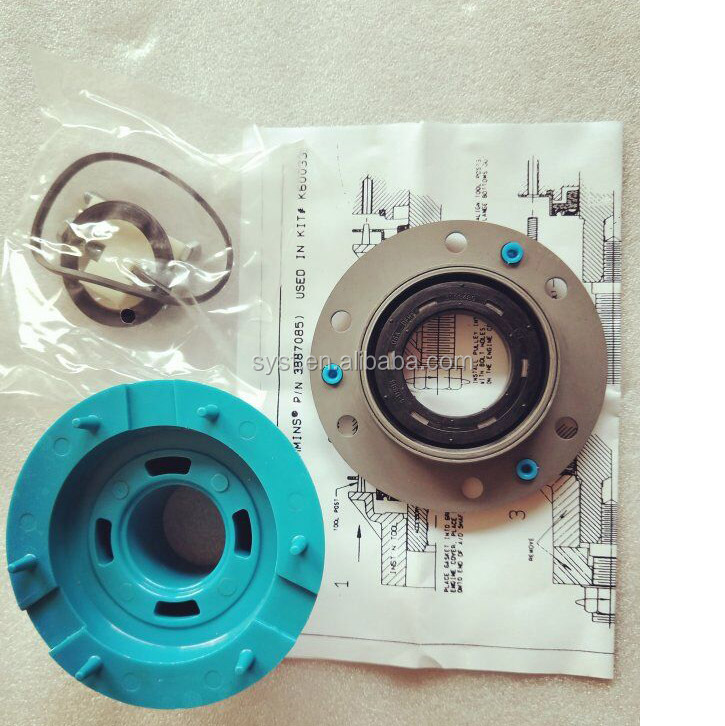 CCEC <strong>K19</strong> QSK19 Diesel <strong>Engine</strong> Accessory Drive Oil Seal Kit 3804705 3090395
