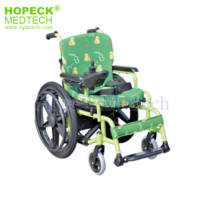 Hopeck electric wheelchair conversion kit from Alibaba