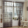 manual breathable tulle austrian sheer window curtains and drapes