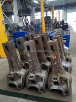 Railway coupler ;High quanlity Coupler used for railway&transport&railway tank,hopper,flat,wagon&train&freight transport