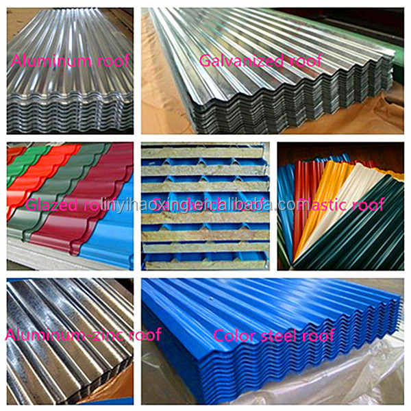 High Quality Color Steel Roof Tile Color Roof Philippines Color Roof With Price Buy Steel Roof Corrugated Metal Roofing Sheets Metal Roofing Sheet Design Product On Alibaba Com