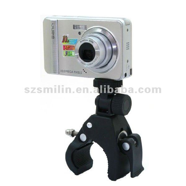 Easy Operation Motorcycle Cup Holder for Digital Camera