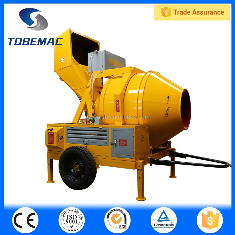 TOBEMAC JZF350 HIGH quality concrete mixer for sale in canada