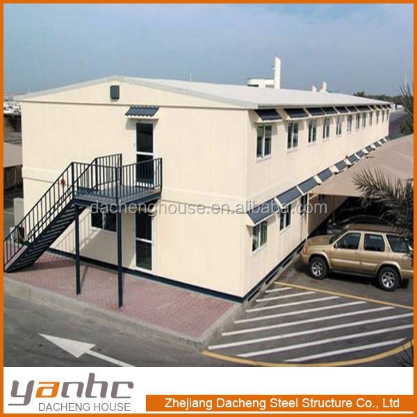 Prefabricated 20FT 40FT Container Modular Motel