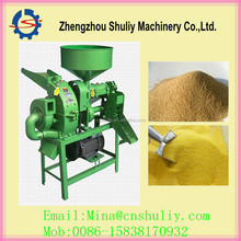 Corn flour milling machine with high efficiency/rice grinding machine price