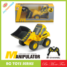 Top 6CH RC Bulldozer Toy