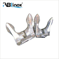 ABLinox China ISO Custom Manufacture Stainless Steel marine hardware accessories Anchor