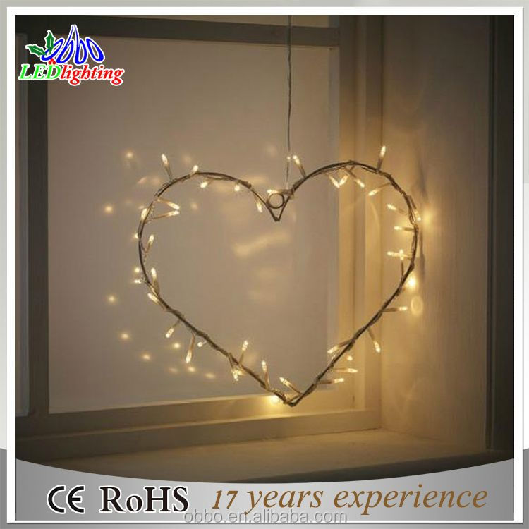 Christmas lights low voltage safe decor led fairy string light warm white bulb
