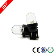 LED car light T10 LED colorful and flash Car Reading Light interior lamp