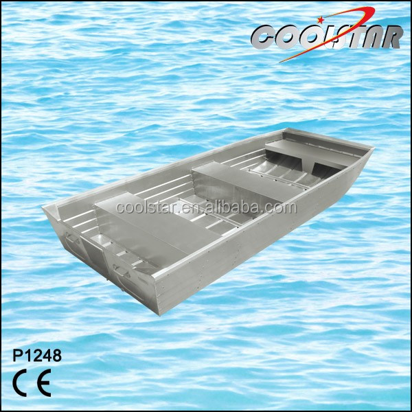 2.0mm V type cheap aluminium boat with V head and bottom for fishing with CE certification