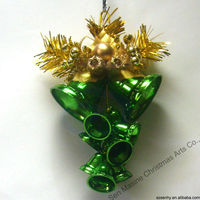 Decorative Plastic Christmas jingle bells