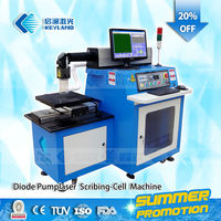 Photovoltaic system machine of cell / wafer laser dicing , cutting Machines with diode pump suppliers