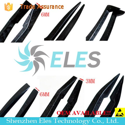 Anti-static ESD Plastic Tweezers