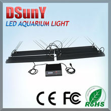 2012 super power dimmable intelligent controller led aquarium light strip for coral coralal coralline reef