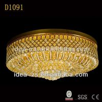 ceiling lamp hot indoor glass chandelier customized crystal lighting