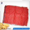 Agriculture net knitted potato packaging raschel bag
