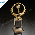 Watches And Clocks Style Golden And Crystal Souvenir For Award