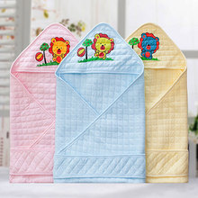 Baby Blanket Organic Cotton Swaddle Wrap Blanket