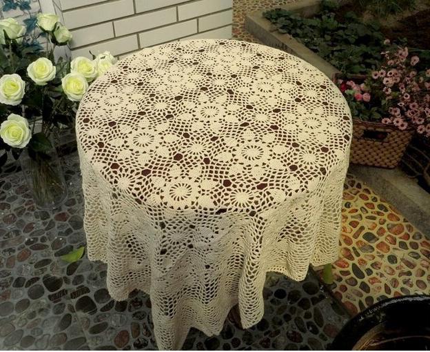 Bordi ad uncinetto vainicas crochet crochet home
