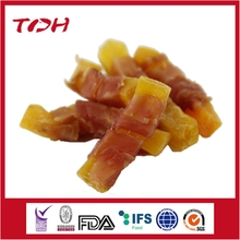 TDH Dog Snacks,Rabbit Meat WRAP French Fries,best online sale dog food