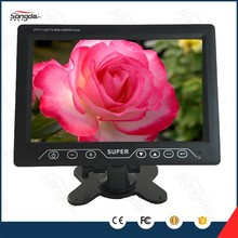 9 inch cheap used car lcd usb monitor, monitor car led tv
