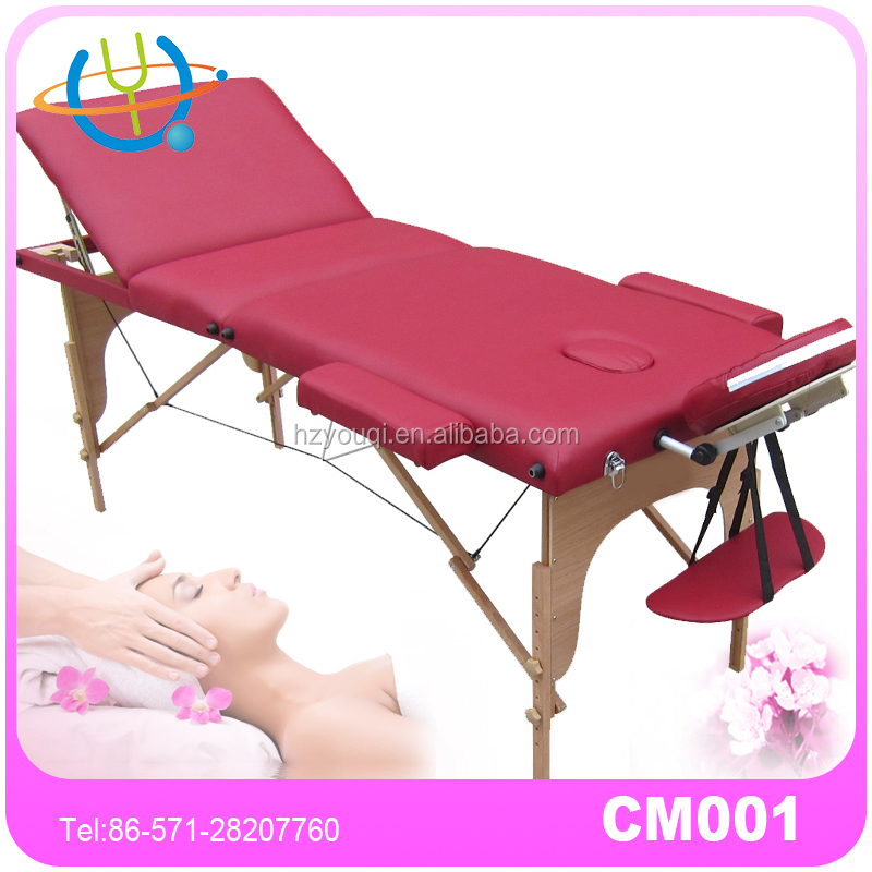 Cheap Portable Commercial Wood massage table