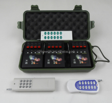 AM04R-3 wireless control firing system /remote control fireworks firing system