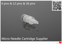 9 pins / 12 pins / 36 pins Micro Needle Cartridge Supplier For Derma Pen