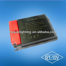 dimmable 0-10v led driver 2 channels