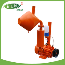 Single Stage Rotary Vane Vacuum Pump for Milking Parlor