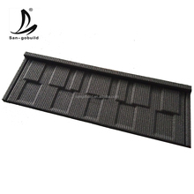 Chinese Factory Price Step tiles stone coated metal aluminium roofing sheet price in nigeria