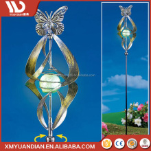 Alibaba Express China Butterfly Garden Stake Outdoor Led Solar Light