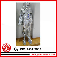 Aluminized fire suit/Heat resistant suit/ Heat suit/Fire suit/Protective clothing against heat