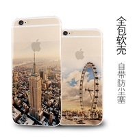 cheap price view printable mobile phone case protective back cover for apple iphone 6 6 plus