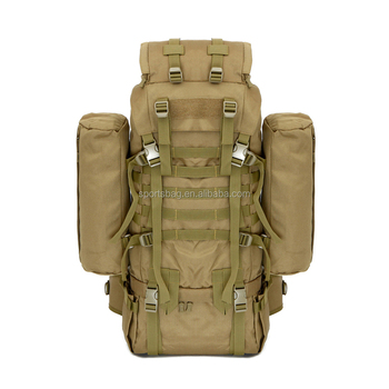 600D Waterproof 80l Outdoor Camping Hiking Military Backpack army back pack bagpack