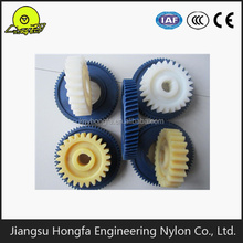 hard wearing nylon spur gear pastic pinion gear