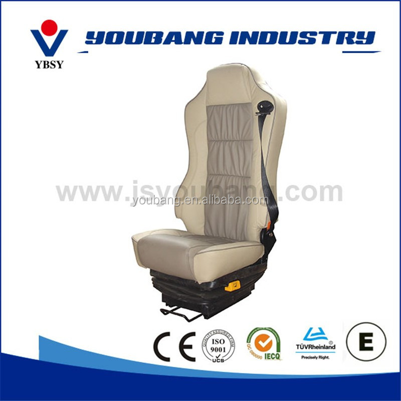 2016 Exports to Europe air suspension truck seat for bus