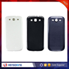 Original for galaxy s3 back cover For Samsung s3 i9300 battery back cover housing