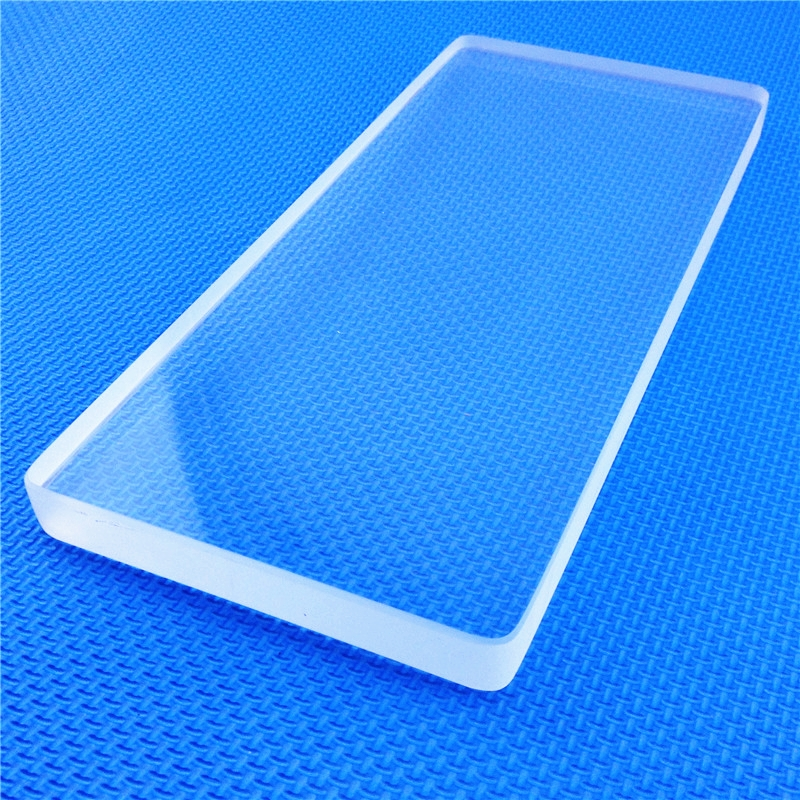 HM High transmittance UV optical quartz window / coated substrate