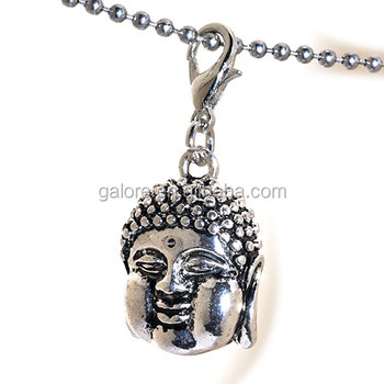 high quality wholesale cheapest silver floating charms dangle.