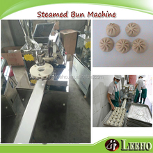 complete moulds stainless steel steamed stuffing bun machine/ machine to make steamed bun/momo