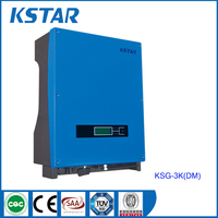 3kw on grid solar inverters, dc to ac single phase power inverter with MPPT, 230V inversor solar