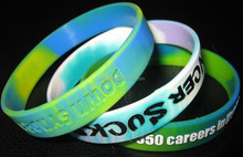 custom silicone bracelets no minimum