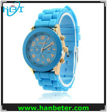 Wholesale concepts megir brand quartz watches new water resistant with different style/color