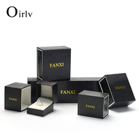 Oirlv China Factory Custom Jewelry Packaging