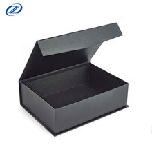 Wholesale gift packaging magnetic closure cardboard box